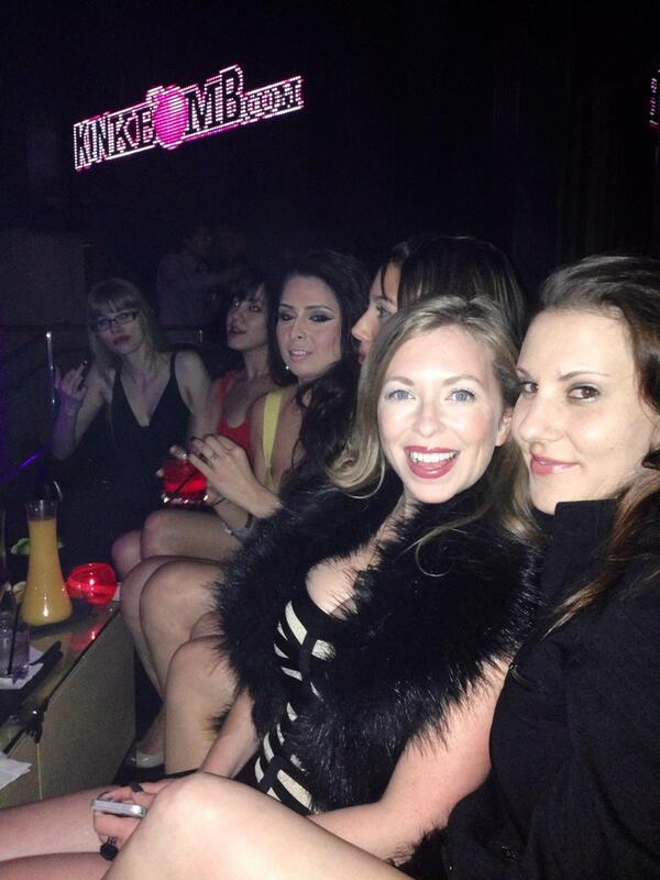 Kinkbomb VIP afterparty Vegas