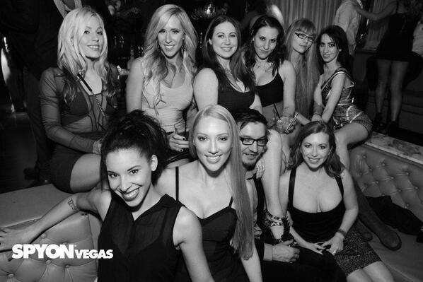 Kinkbomb VIP Vegas afterparty At Hyde Bellagio