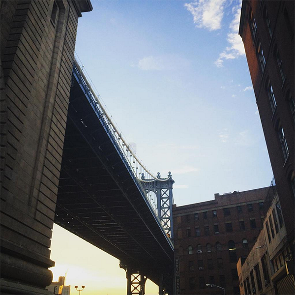 brooklyn bridge dumbo